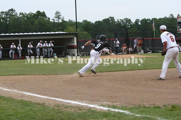 Walnut Ridge vs Woodlawn Baseball