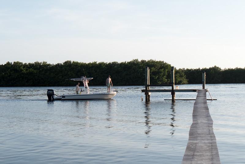 apres fishing