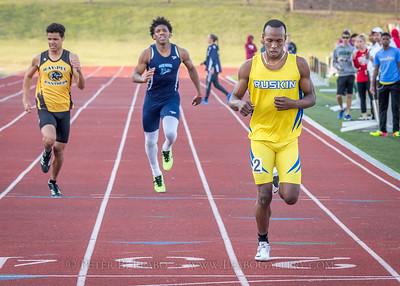Jerry Crews Inv. 400 Meter Run - Boys