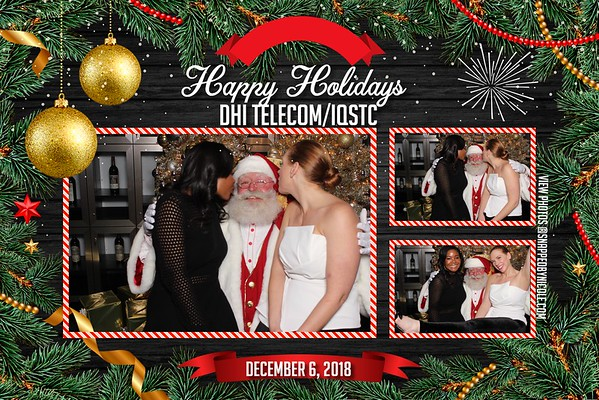Happy Holidays DHI/IQSTC 12.6.18