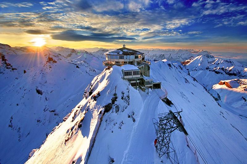Switzerland Drone Rues