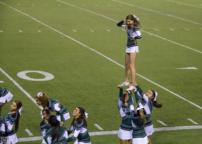 09-13-12 Cheer Football vs Los Amigos