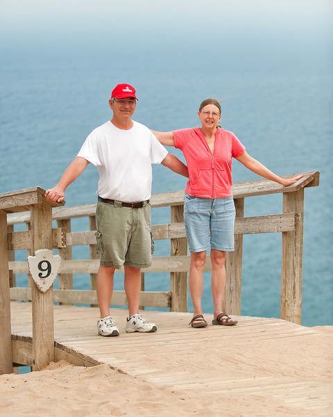 170 Michigan August 2013 - Sleeping Bear Dunes (Dan & Janice).jpg