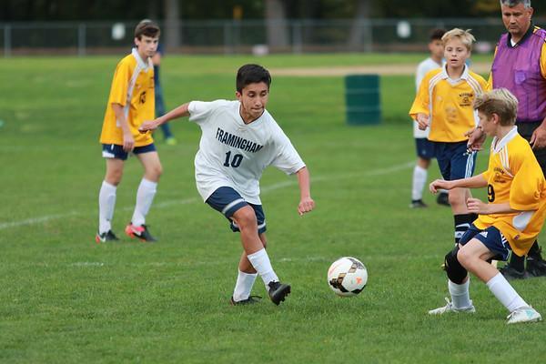 2017 Freshman Boys Soccer