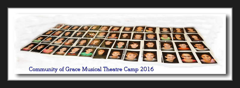 Theatre Camp Head Shots