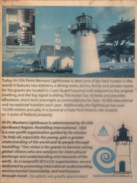 Montara Lighthouse History - Panel 18