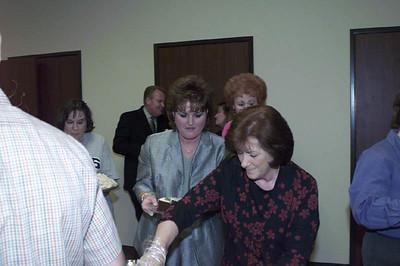 2001/10/14 - Pastor's Appreciation Day