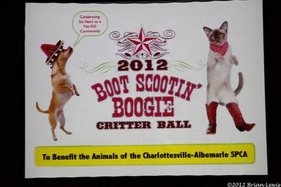 2012 C-ville SPCA Critter Ball
