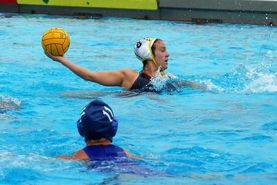 NCAA Women - University of California Berkeley vs University of California Santa Barbara 4/6/08. Cal vs UCSB. Final score 8 to 6. Photos by Allen Lorentzen.