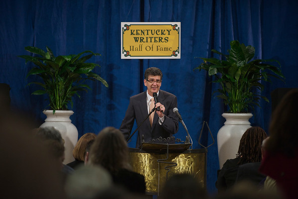 2015 Kentucky Writers Hall of Fame Induction