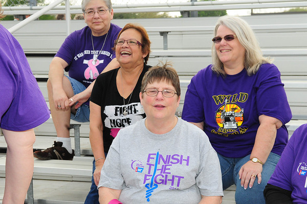 Relay For Life 2014-South Brazoria County-3/28/14