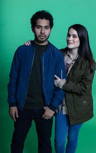 García y Diana
