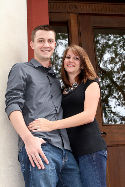 Jennifer and Justin Engagement