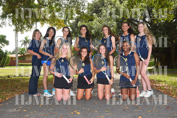 Boys Tennis Team Photos
