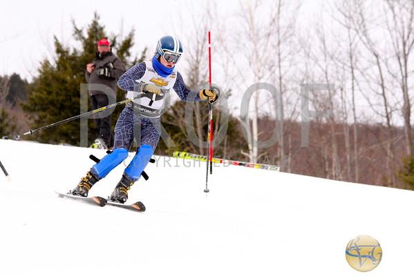 2012 Women's Maine Class A Slalom Championships