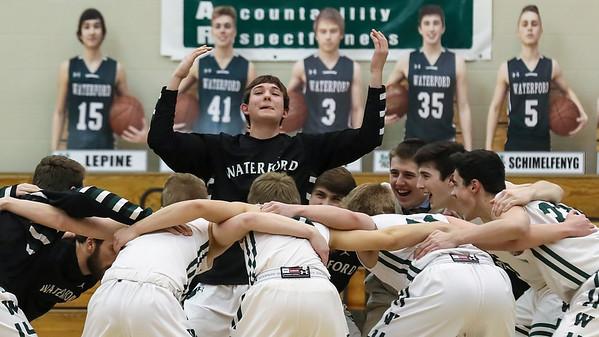 2017-18  Boys High School Basketball
