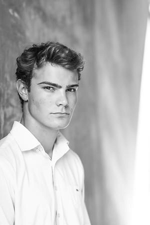 Angus McCarthy  Senior Portraits