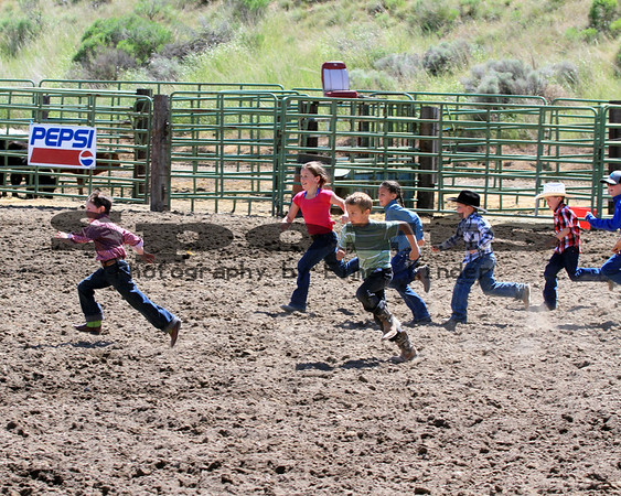 2016 Calf Scramble/Arlington Jackpot Rodeo
