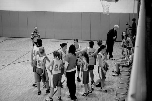 20101104 Sandburg Basketball