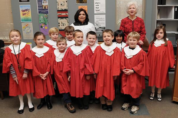 Choir Practice December 2010