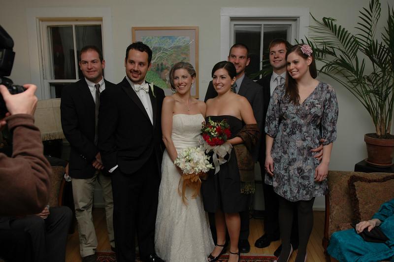 Jon, Steven, Faith, Laura, Daren, Brendan, Deanne