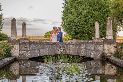 Hazlewood Castle Wedding Photography in Leeds, West Yorkshire with Danny Thompson Photography