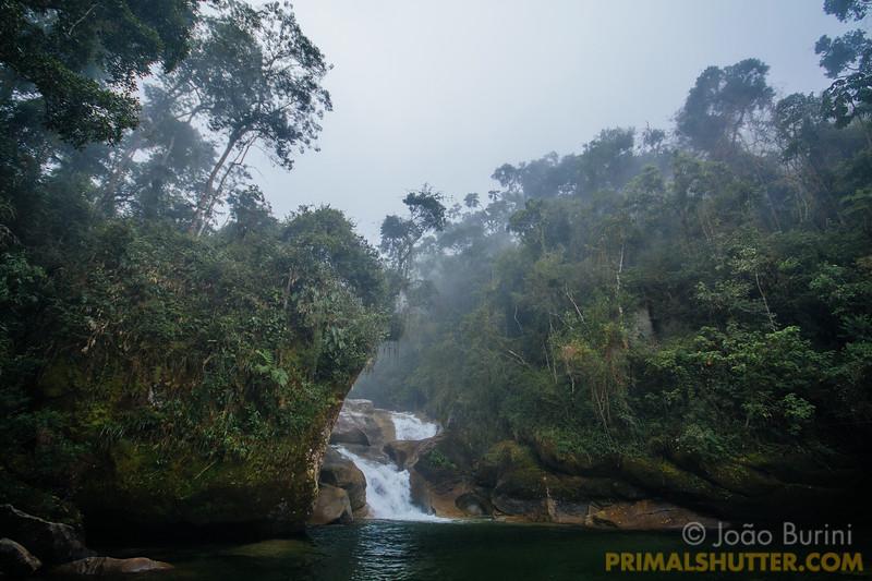 """""""Poço da Maromba"""" falls"""