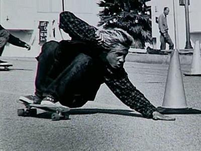 Skateboarding, first heros..