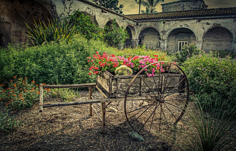 Mission San Juan Flower Cart.jpg