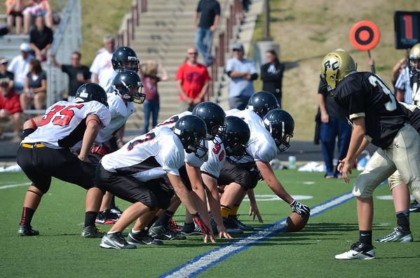 2012 CVHS Freshman vs. Rock Canyon