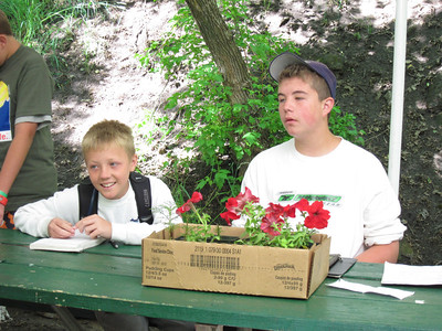 2011 MM3 Scout Camp