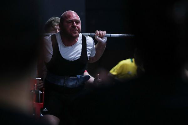 2018 Powerlifting Hoosier Open | Bloomington, IN