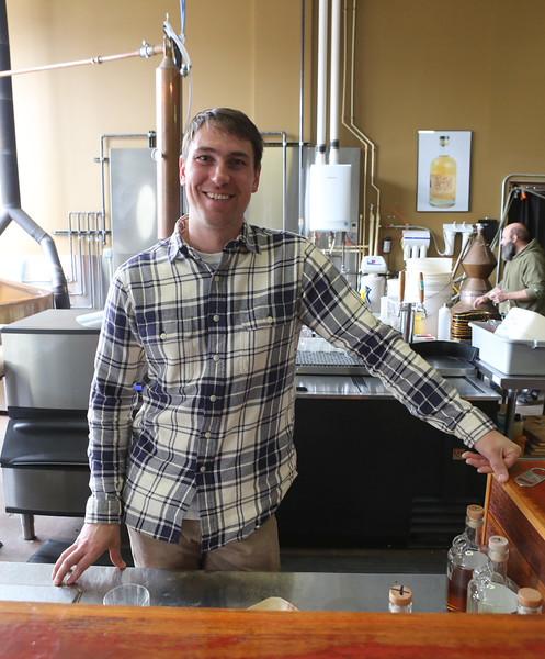 Nathan Greenawalt, Founder and Owner/Operator, Old Sugar Distillary