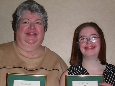 SOMD Family Awards 2003