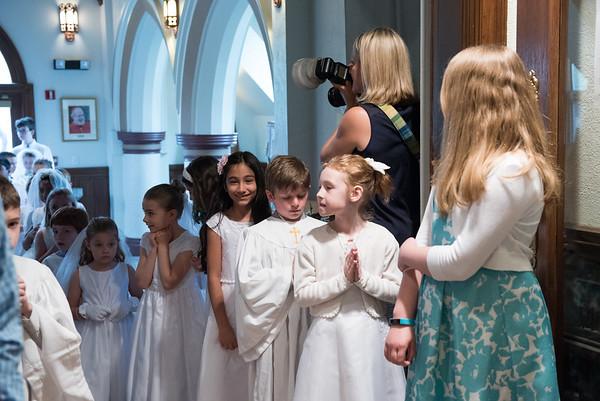 St Catherine Ceremony 4.30.17
