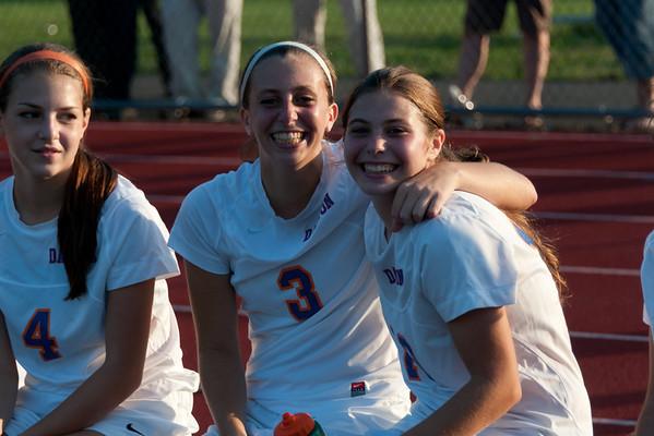 2012-10-05 Dayton Girls Varsity Soccer vs Roselle Park - Conf. Series #7 of 8