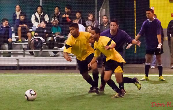 Indoor soccer Seniors Nov 24