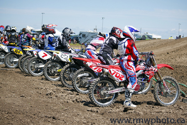 Two Wheel Only Weekend July 12 09