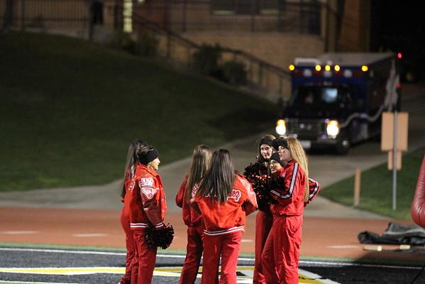 2016 Farwell Varsity Football