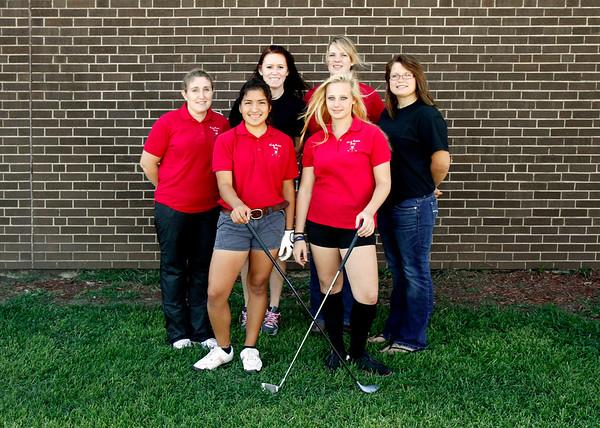 SNHS Girls Golf 2012