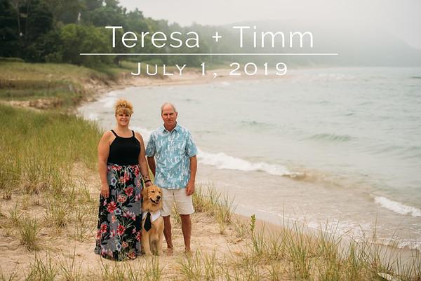 Teresa + Timm