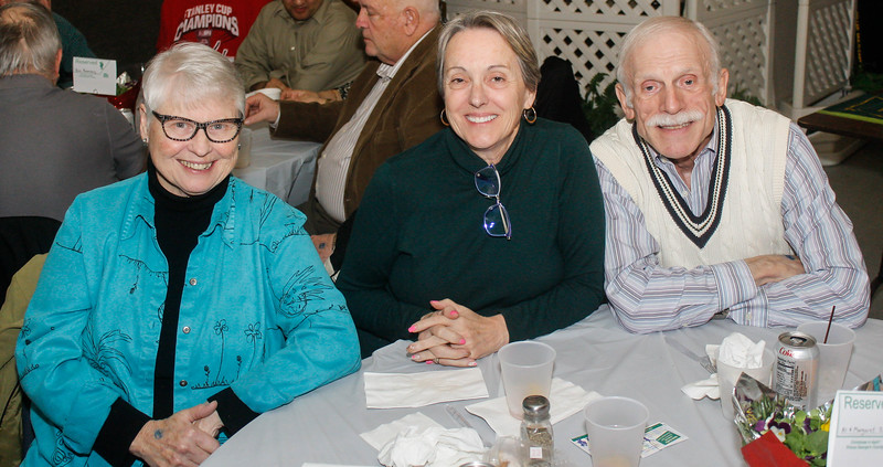 February 23, 2019: Fans from Rehoboth Beach, DE attends the Winter Dinner/Dance Christmas in April event in Clinton. Photo by: Chris Thompkins/Prince George's Sentinel