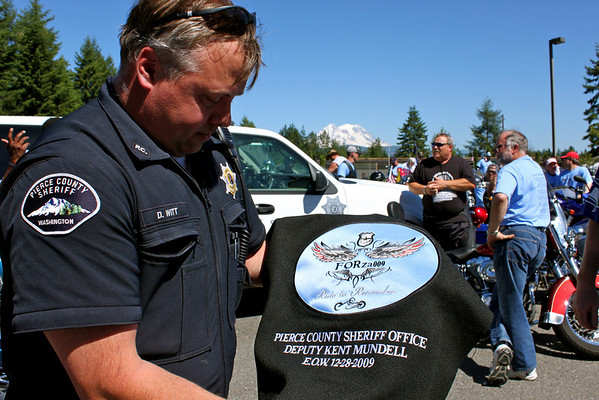 2010 FALLEN OFFICERS RIDE