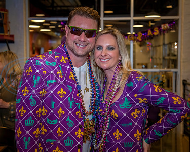 PATH Fat Tuesday Celebration by Don Spivey