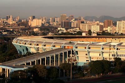 Pan Am Games Venues