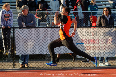 Boys Outdoor Track and Field 3/27/19
