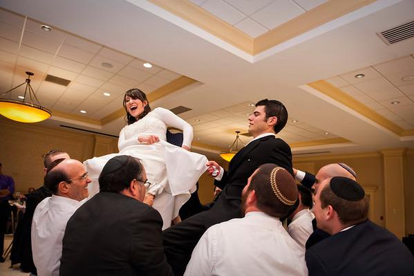 Ariela and Micha'el Wedding
