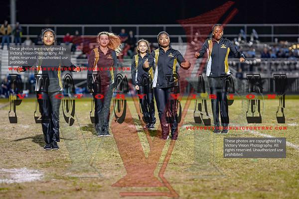 Woodbridge Vikettes Dance Team 10-19-18