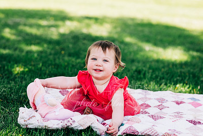 Hailey S. // 1st Birthay