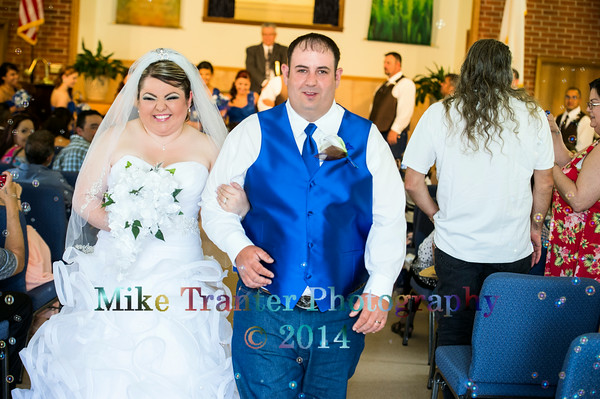 T.j. and Janelle's Wedding 6/21/14
